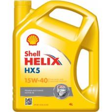 Shell Helix HX5 20W-50 4L
